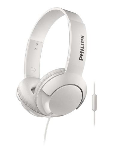 Philips SHL3075WT/00 Mikrofonlu Kulaküstü Kulaklık Beyaz